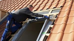 Dachfenster einbauen - Velux BDX Dämm- und Anschlussrahmen