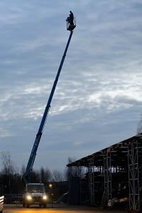 Arbeitsbühne 3 5t 27 m - TL27