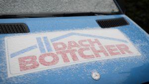 Dachdecker Landkreis Lüneburg im Winter