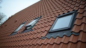 Dachfenster-Velux-Rauchabzug